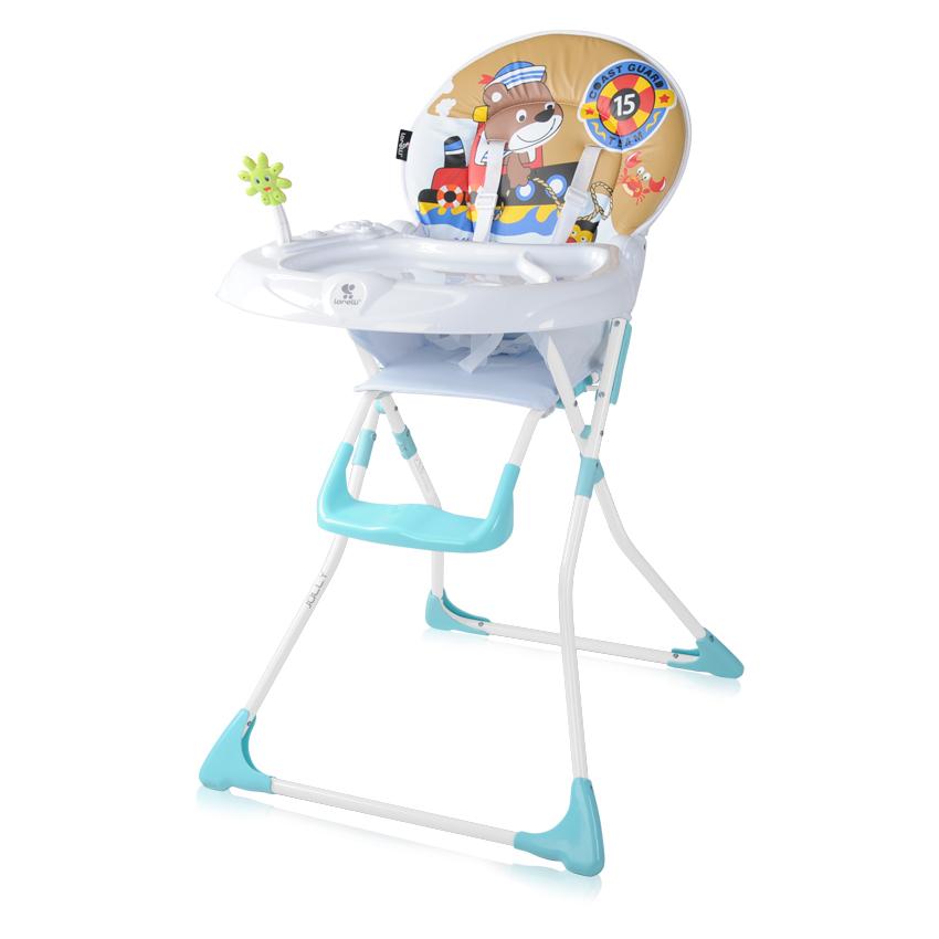Jídelní židlička Lorelli JOLLY BLUE BEAR SAILOR