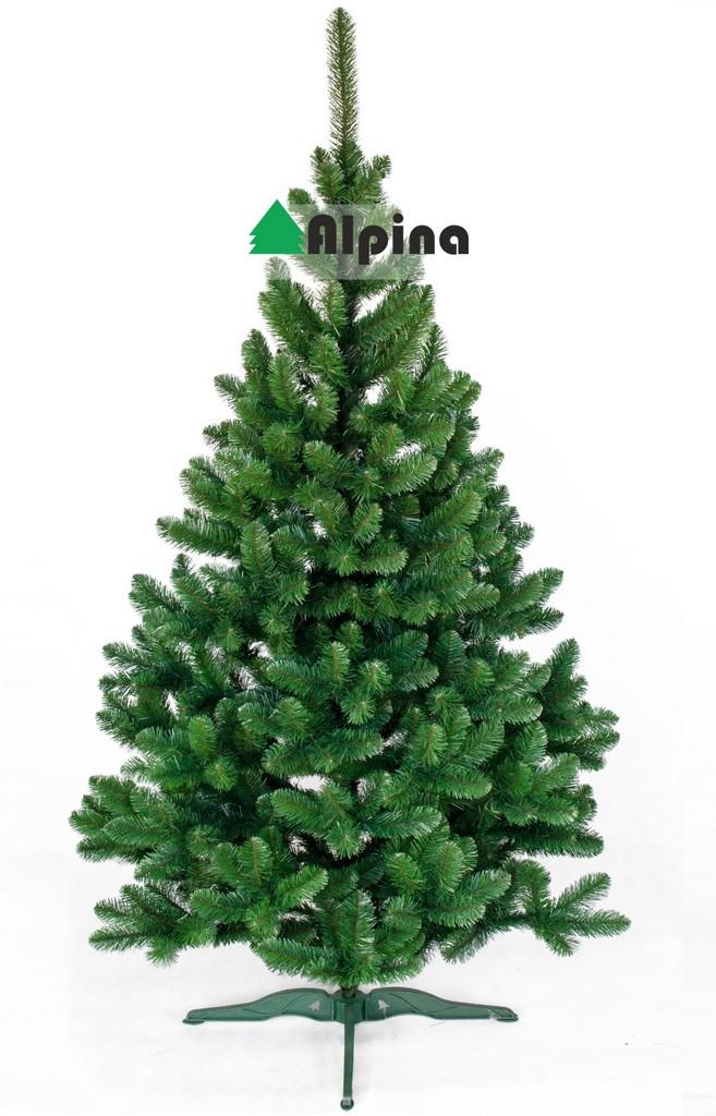 Vánoční stromek Alpina JEDLE, výška 120 cm