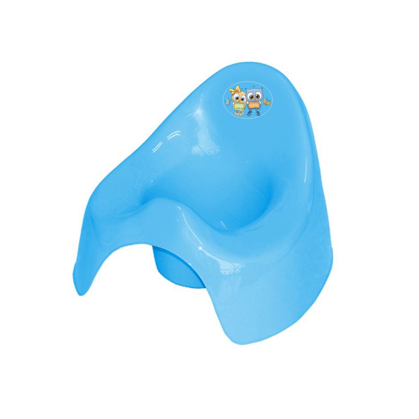 Nočník hrací AZURE BLUE