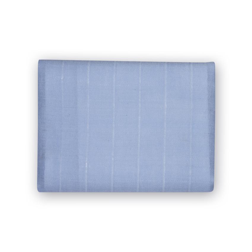 Přikrývka MUSLIN SWADDLE Přikrývka  90X90 BLUE