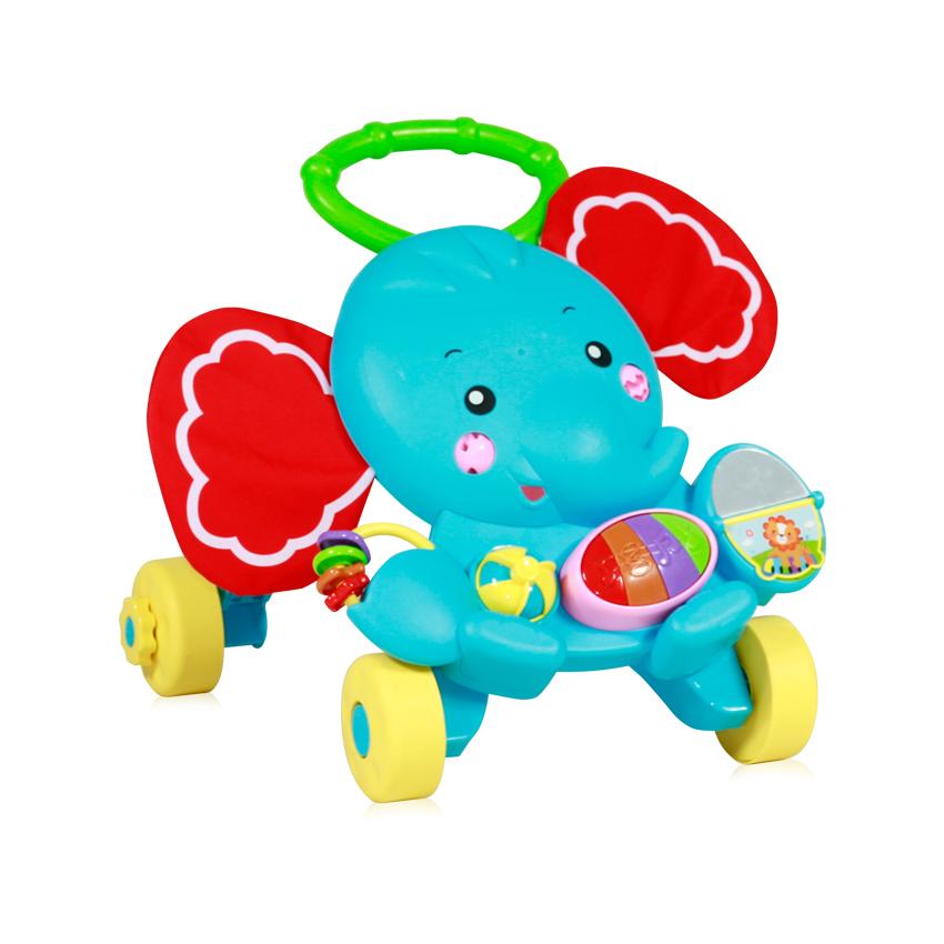 Dětské Chodítka ACTIVITY ELEPHANT