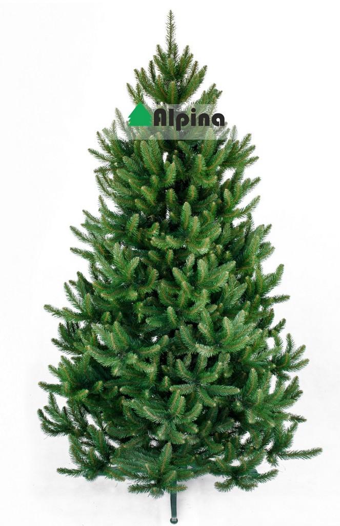 Vánoční stromek Alpina PŘÍRODNÍ SMRK, výška 120 cm
