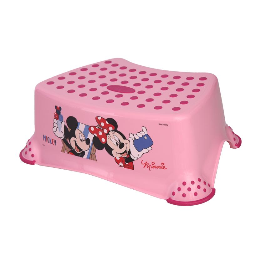 Krok stolička GIRL PINK