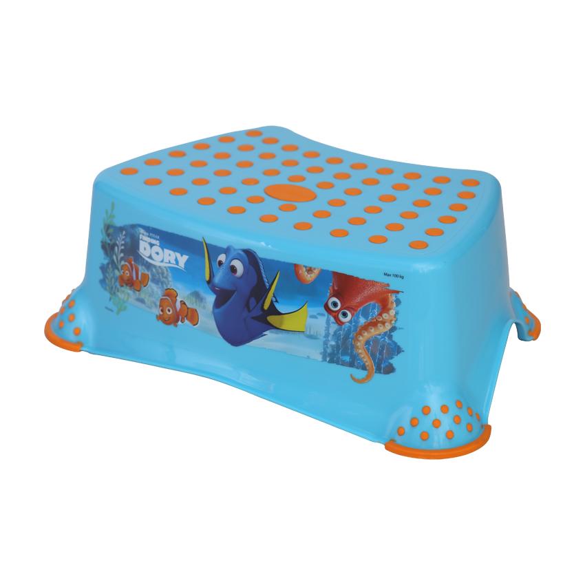 Krok stolička FISH  MY  BLUE