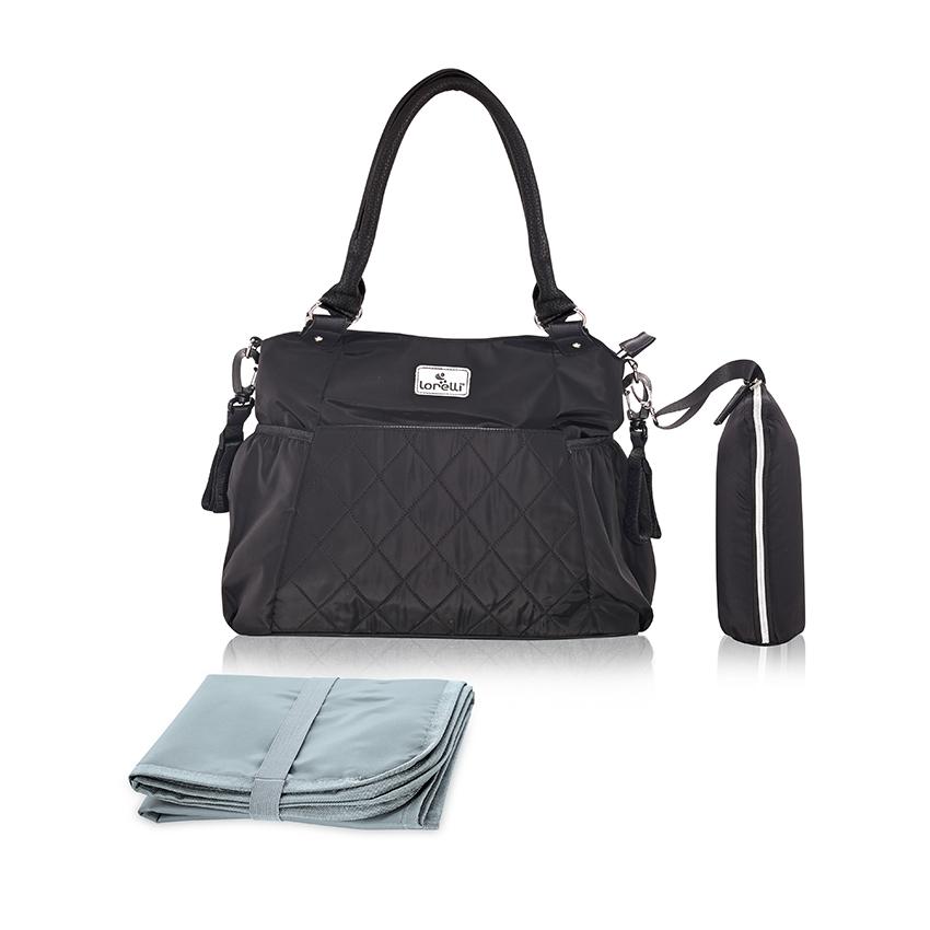 Prebaľovacia taška Lorelli KRISTIN BLACK