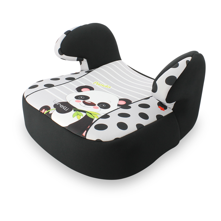 Autosedačka TOPO COMFORT 15-36 ANIMALS BLACK-WHITE PANDA