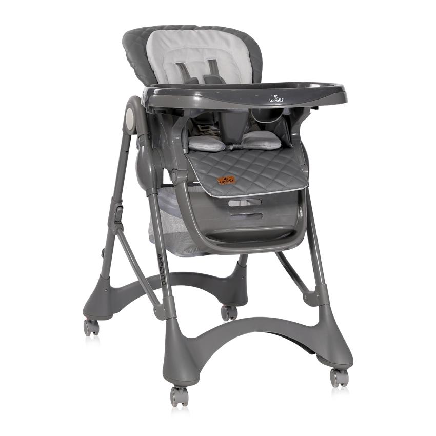 Jídelní židlička Lorelli APPETITO GREY