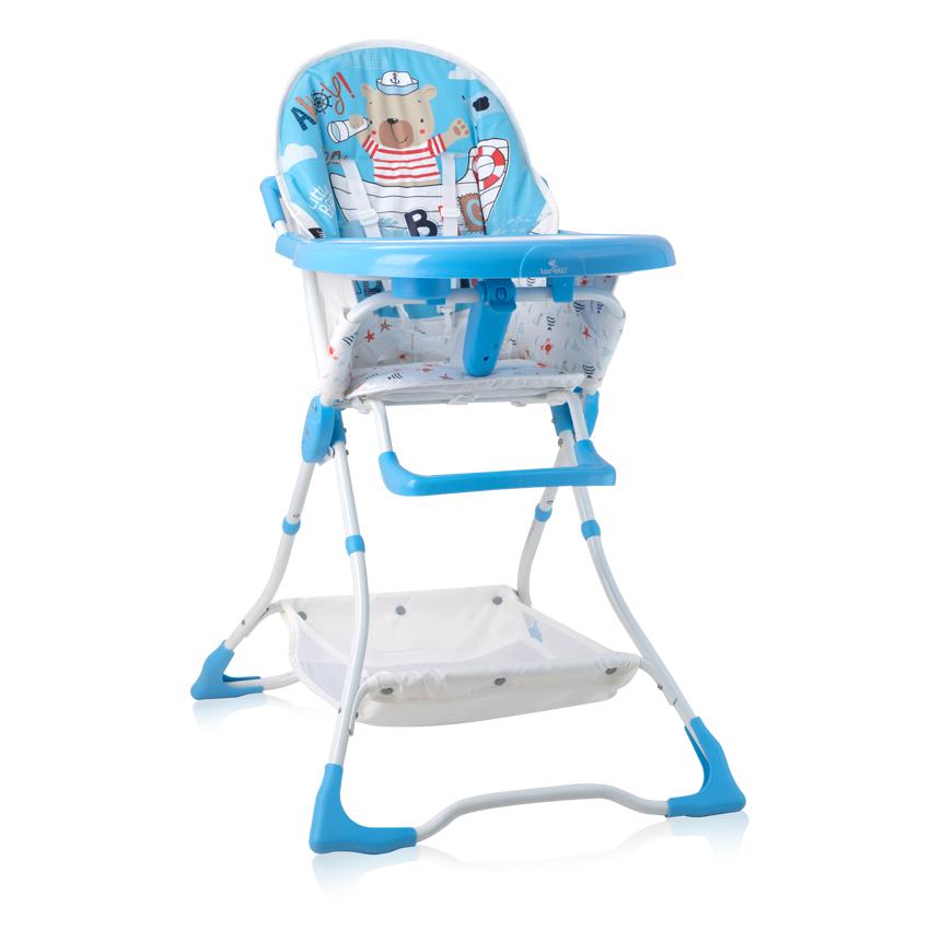 Jídelní židlička Lorelli BONBON BLUE SAILOR