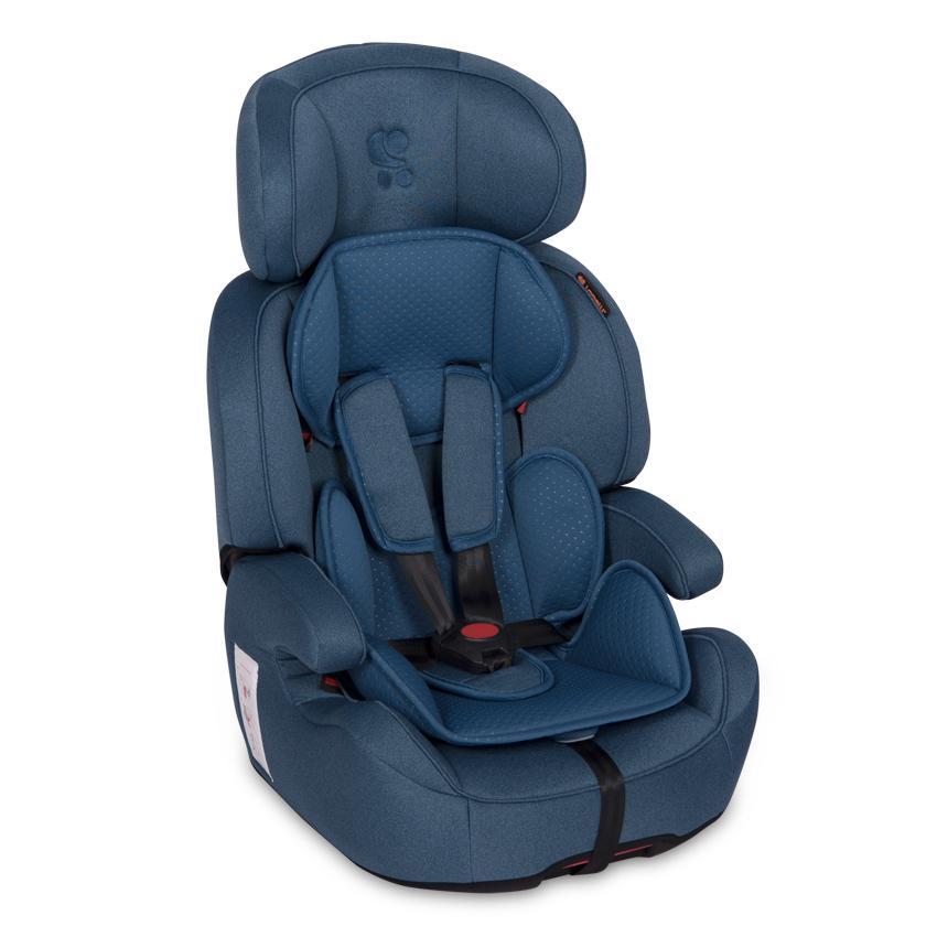 Autosedačka Lorelli IRIS ISOFIX 9-36 KG BLUE