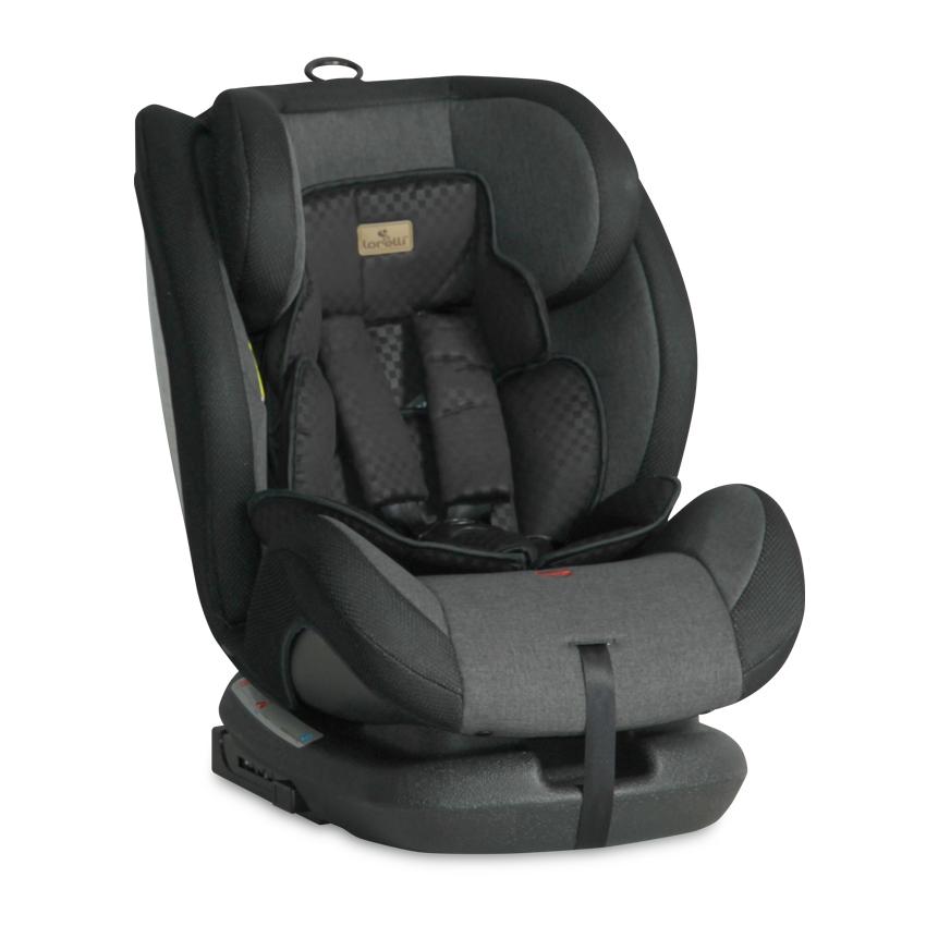 Autosedačka RIALTO 0-36 KG ISOFIX BLACK