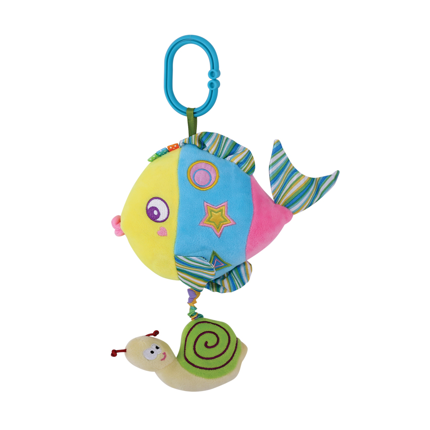 MUSICAL TOY COLORFUL FISH