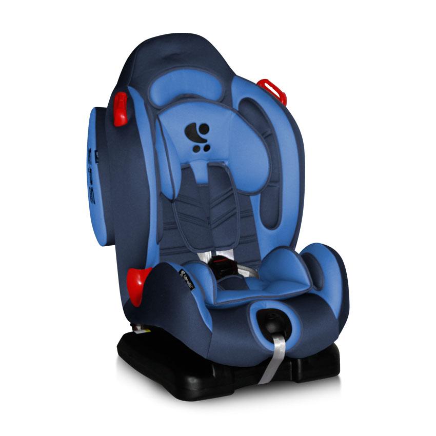 Autosedačka Lorelli F2+SPS 9-25 KG DARK&LIGHT BLUE