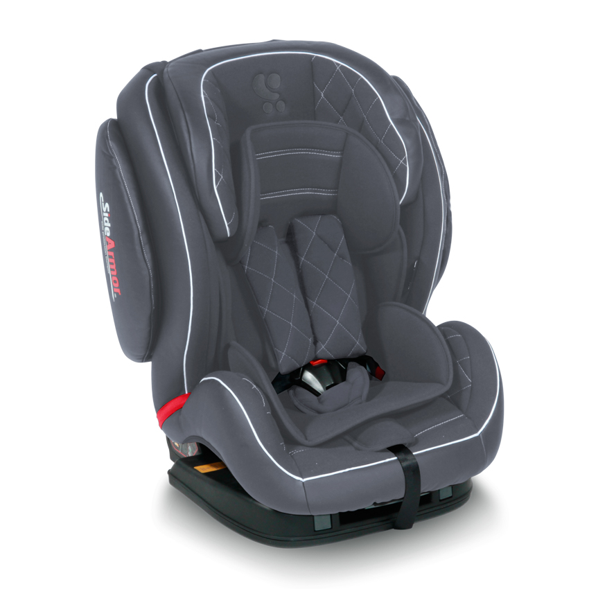 Autosedačka MARS ISOFIX GREY LEATHER 9-36 KG