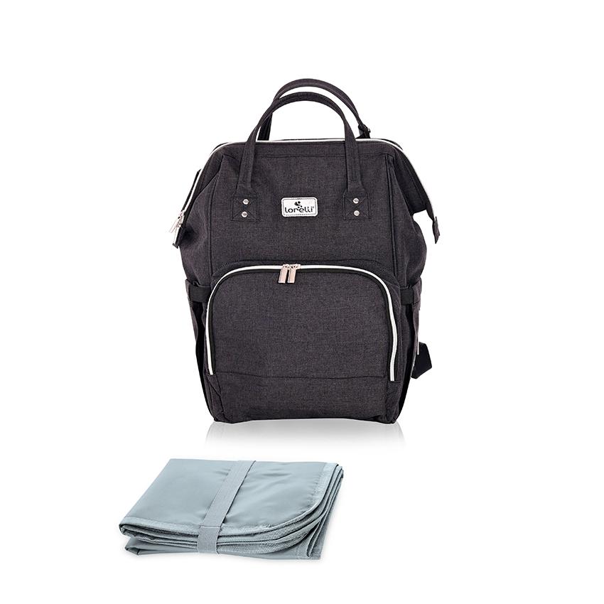 Přebalovací taška Lorelli TINA BLACK