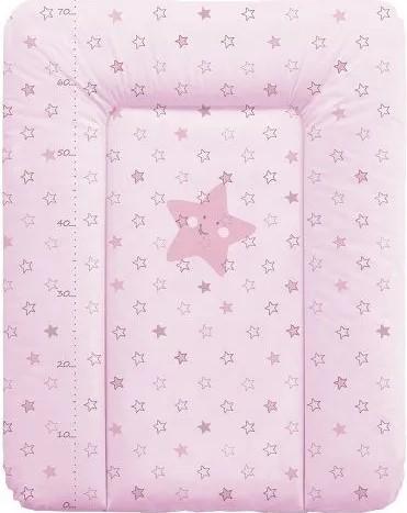 Měkký MAT (50x70) STARS PINK