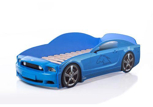 Postel auto LIGHT PLUS  F-Mustang  modrá