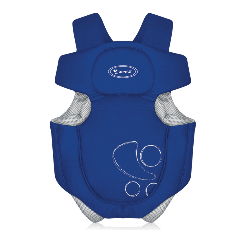 Nosič na dítě TRAVELLER BLUE LORELLI
