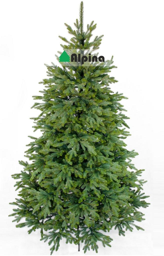 Vánoční stromek Alpina SMRK PE 100%, výška 180 cm