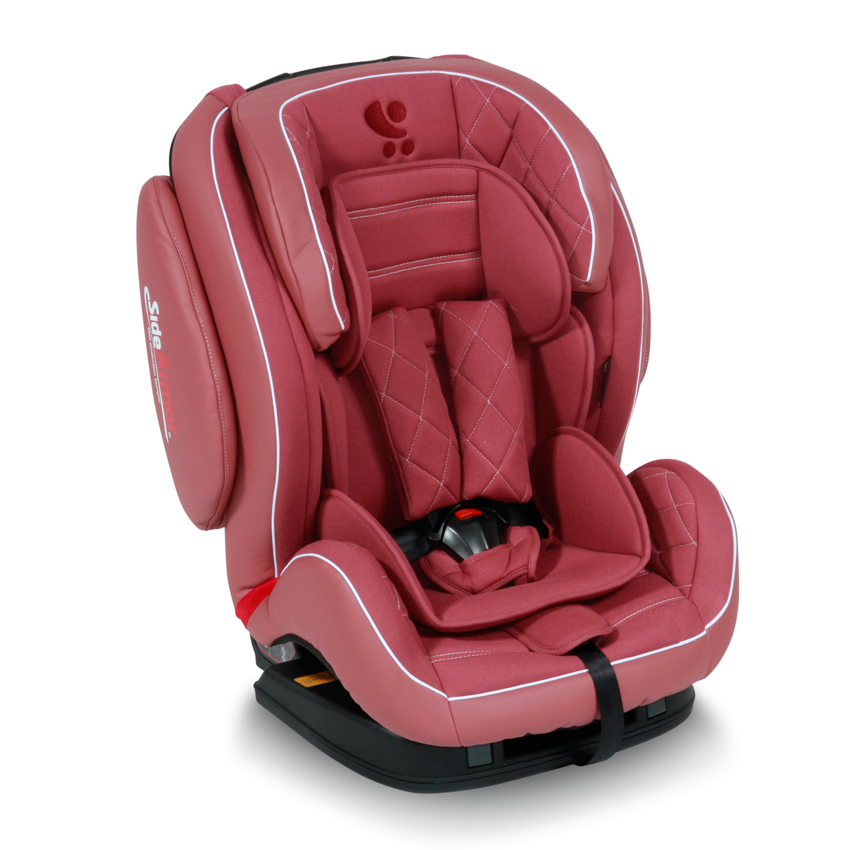 Autosedačka Lorelli MARS ISOFIX ROSE LEATHER 9-36 KG