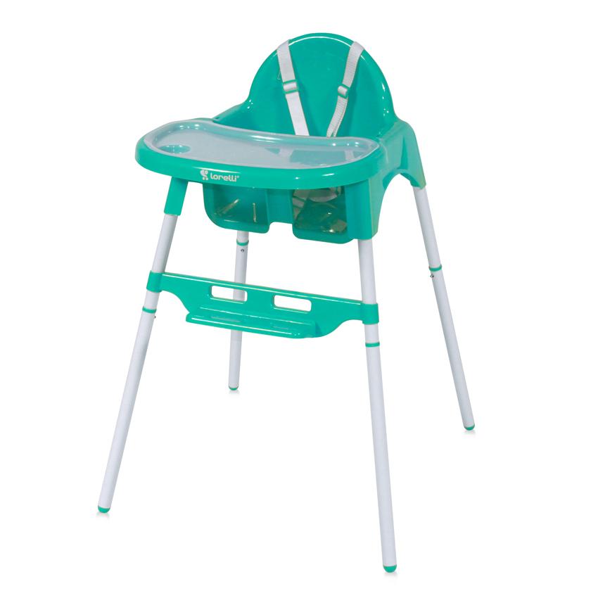 Jídelní židlička AMARO AQUAMARINE