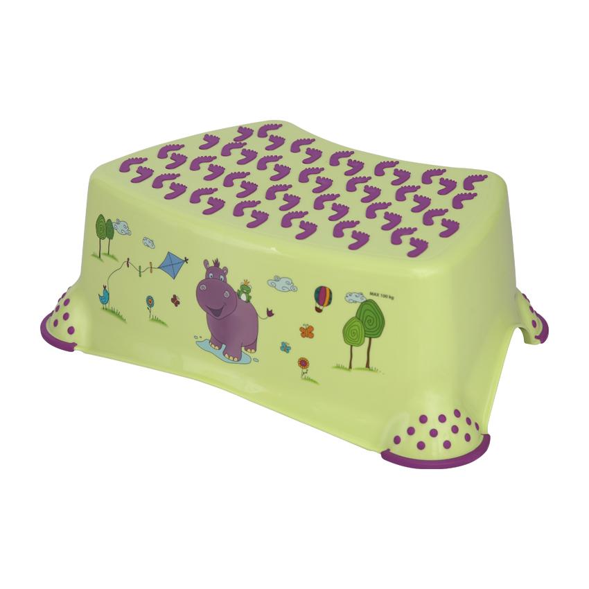 Krok stolička HIPPO GREEN