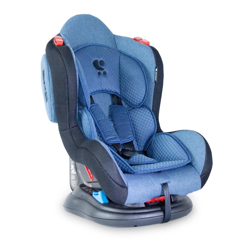 Autosedačka JUPITER 0-25 KG BLUE