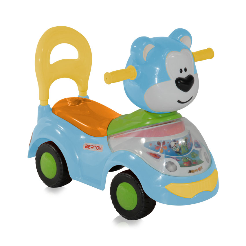 Odrážedlo AUTO BEAR BLUE