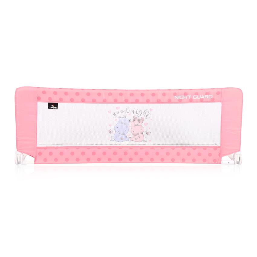 Zabrana na postel PINK HIPPO