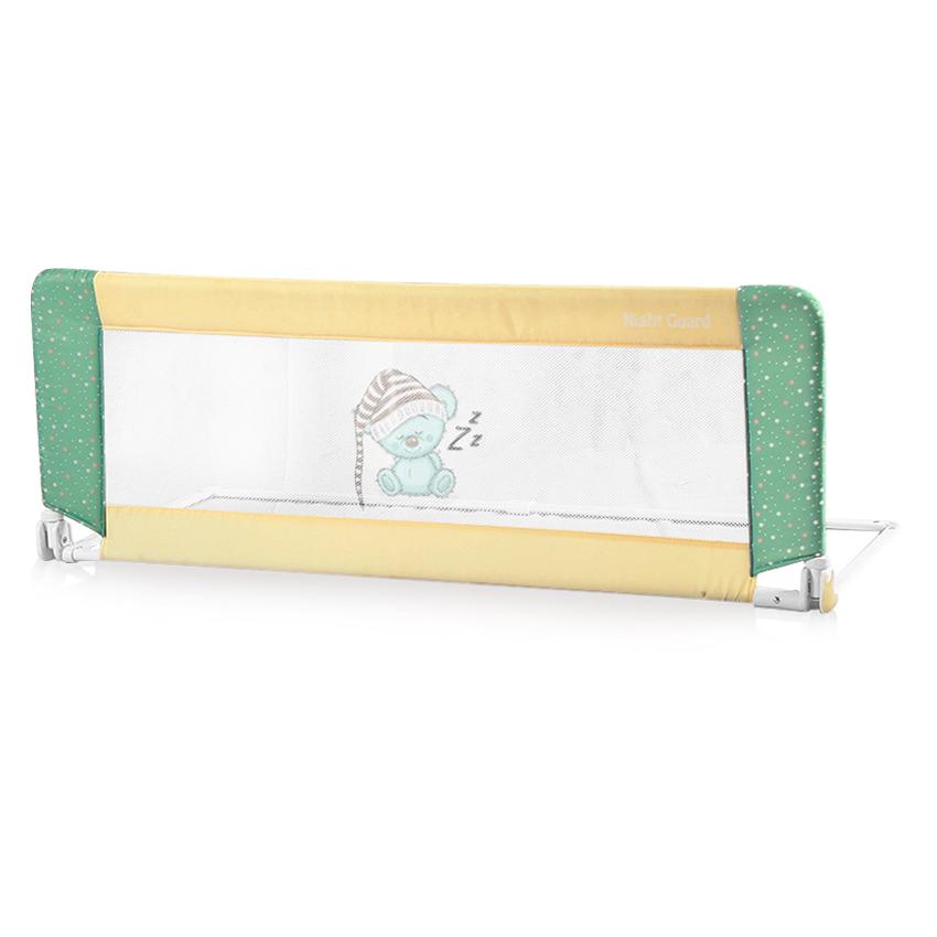 Zabrana na postel BEIGE&GREEN SLEEPINGBEAR