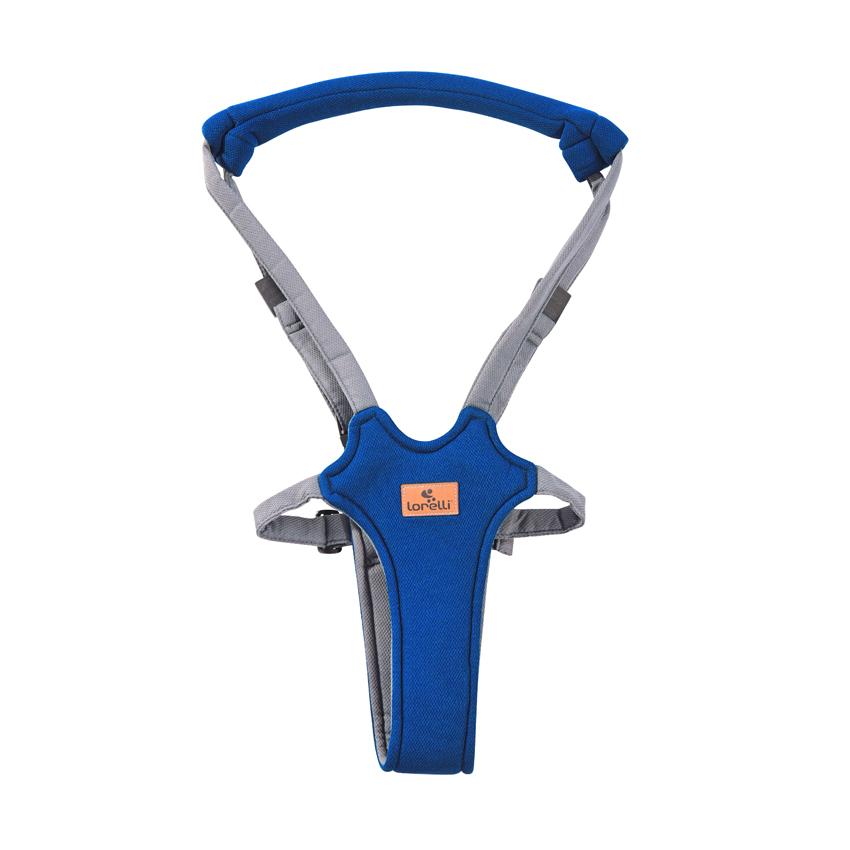 Vodítko pro dítě Lorelli STEP BY STEP BLUE&GREY