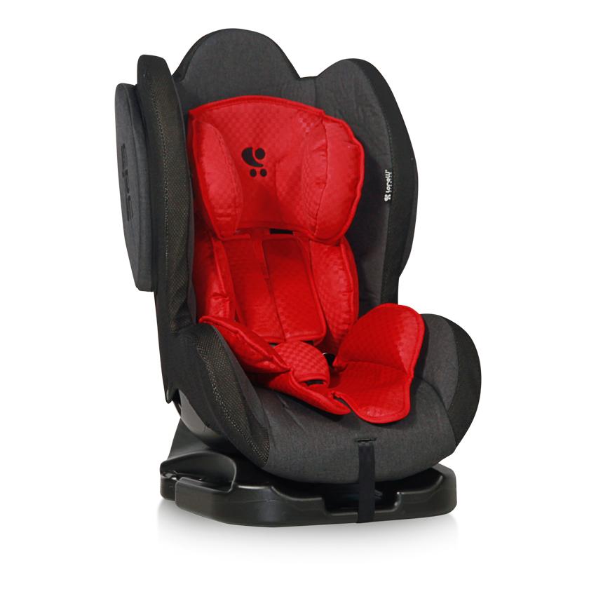 Autosedačka SIGMA 0-25KG RED&BLACK