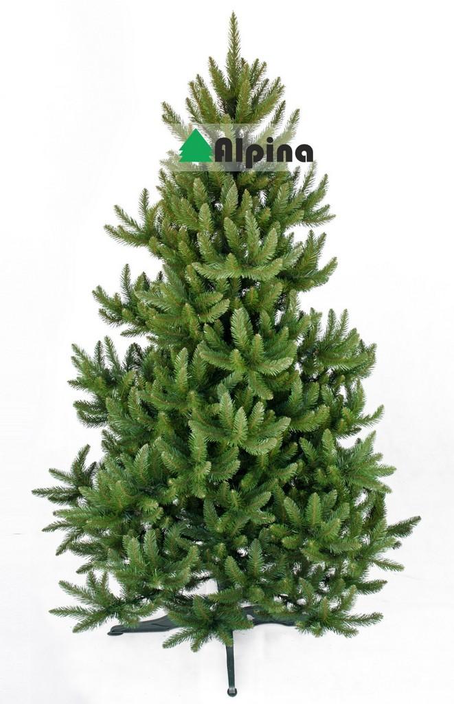 Vánoční stromek Alpina DIVOKÝ SMRK, výška 120 cm