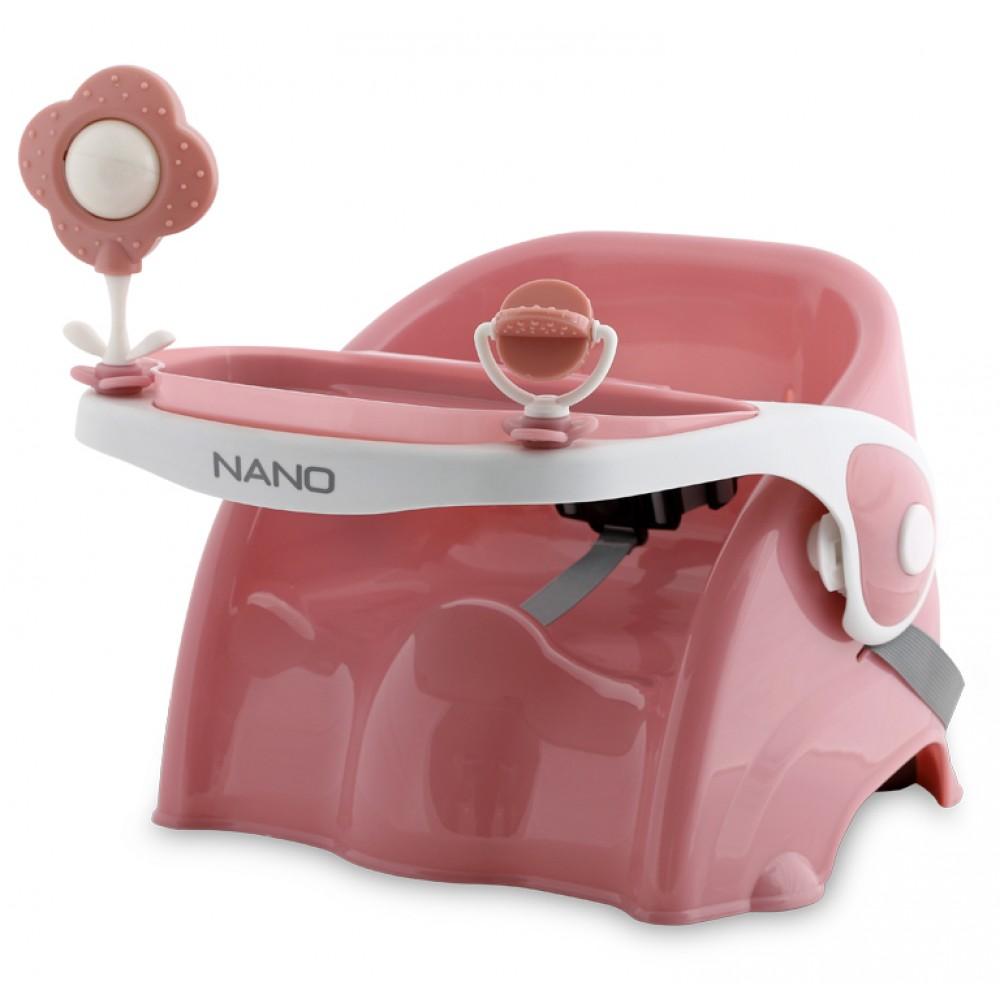 Jidelní židlička NANO PINK