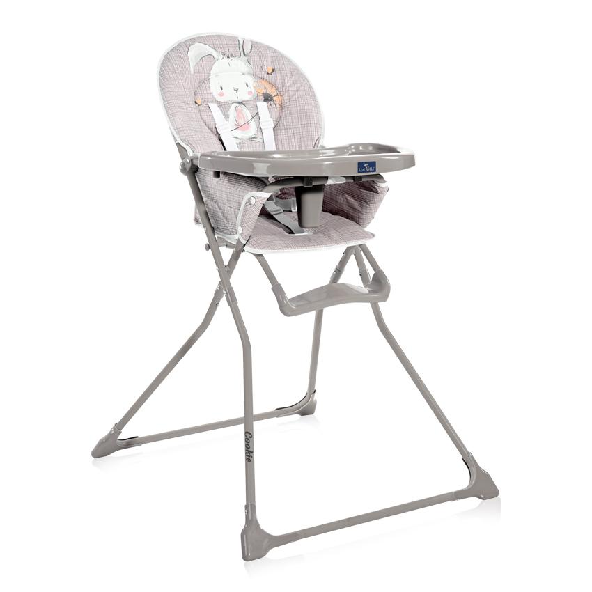 Jedálenská stolička Lorelli COOKIE BEIGE DAISY