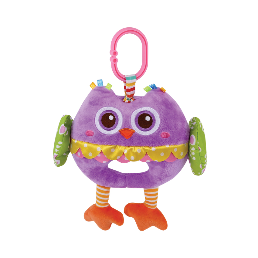 MUSICAL TOY OWL